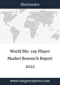World Blu-ray Player Market Research Report 2022