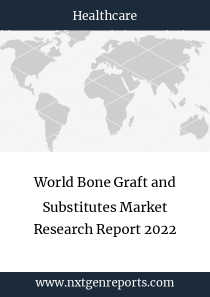 World Bone Graft and Substitutes Market Research Report 2022