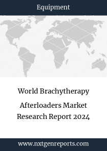 World Brachytherapy Afterloaders Market Research Report 2024