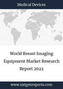 World Breast Imaging Equipment Market Research Report 2022