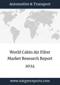 World Cabin Air Filter Market Research Report 2024