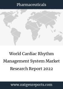 World Cardiac Rhythm Management System Market Research Report 2022