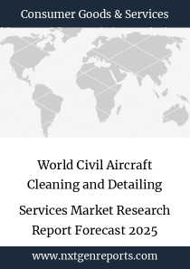 World Civil Aircraft Cleaning and Detailing Services Market Research Report Forecast 2025