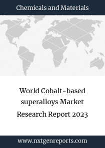 World Cobalt-based superalloys Market Research Report 2023