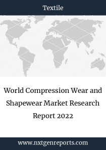 World Compression Wear and Shapewear Market Research Report 2022