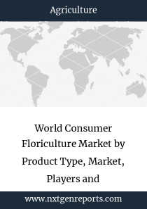 World Consumer Floriculture Market by Product Type, Market, Players and Regions-Forecast to 2023