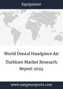 World Dental Handpiece Air Turbines Market Research Report 2024