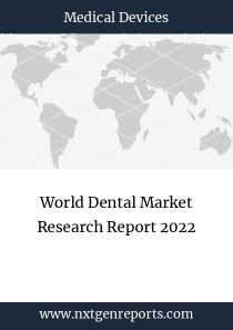 World Dental Market Research Report 2022