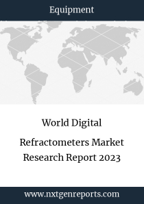 World Digital Refractometers Market Research Report 2023