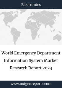 World Emergency Department Information System Market Research Report 2023