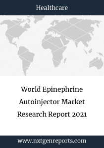 World Epinephrine Autoinjector Market Research Report 2021