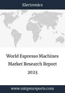 World Espresso Machines Market Research Report 2023