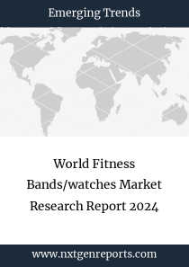 World Fitness Bands/watches Market Research Report 2024