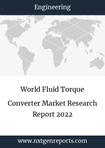 World Fluid Torque Converter Market Research Report 2022