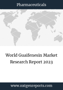 World Guaifenesin Market Research Report 2023