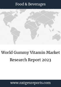 World Gummy Vitamin Market Research Report 2023