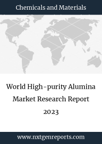 World High-purity Alumina Market Research Report 2023