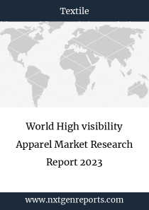 World High visibility Apparel Market Research Report 2023