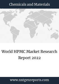 World HPMC Market Research Report 2022