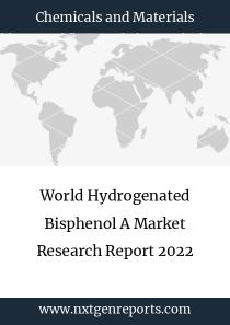 World Hydrogenated Bisphenol A Market Research Report 2022