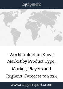 World Induction Stove Market by Product Type, Market, Players and Regions-Forecast to 2023