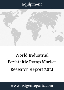 World Industrial Peristaltic Pump Market Research Report 2021