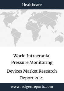 World Intracranial Pressure Monitoring Devices Market Research Report 2021