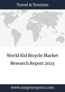 World Kid Bicycle Market Research Report 2023