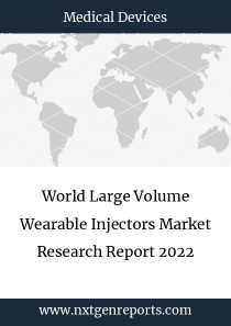 World Large Volume Wearable Injectors Market Research Report 2022