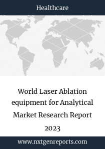 World Laser Ablation equipment for Analytical Market Research Report 2023