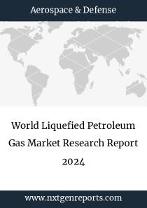 World Liquefied Petroleum Gas Market Research Report 2024