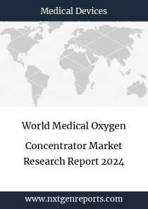 World Medical Oxygen Concentrator Market Research Report 2024