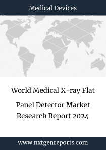 World Medical X-ray Flat Panel Detector Market Research Report 2024