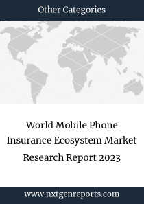 World Mobile Phone Insurance Ecosystem Market Research Report 2023