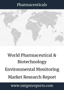 World Pharmaceutical & Biotechnology Environmental Monitoring Market Research Report 2023