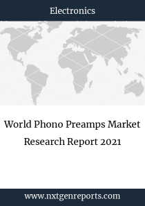 World Phono Preamps Market Research Report 2021