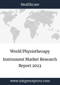World Physiotherapy Instrument Market Research Report 2023