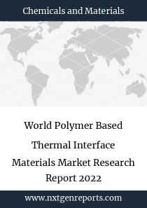 World Polymer Based Thermal Interface Materials Market Research Report 2022