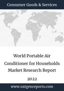 World Portable Air Conditioner for Households Market Research Report 2022