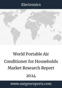World Portable Air Conditioner for Households Market Research Report 2024