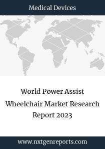 World Power Assist Wheelchair Market Research Report 2023