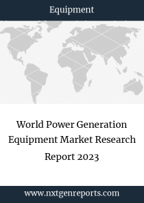 World Power Generation Equipment Market Research Report 2023