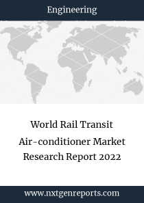World Rail Transit Air-conditioner Market Research Report 2022