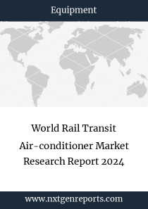 World Rail Transit Air-conditioner Market Research Report 2024