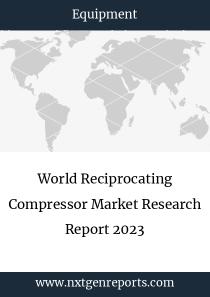 World Reciprocating Compressor Market Research Report 2023