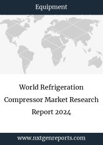 World Refrigeration Compressor Market Research Report 2024