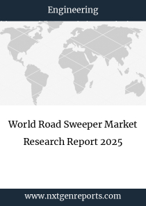 World Road Sweeper Market Research Report 2025