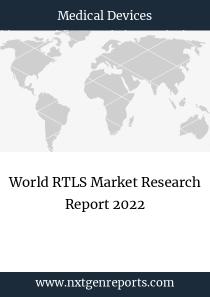 World RTLS Market Research Report 2022