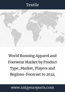 World Running Apparel and Footwear Market by Product Type, Market, Players and Regions-Forecast to 2023