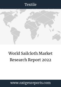 World Sailcloth Market Research Report 2022
